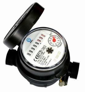 Single Jet Water Meter (D7-3) pictures & photos