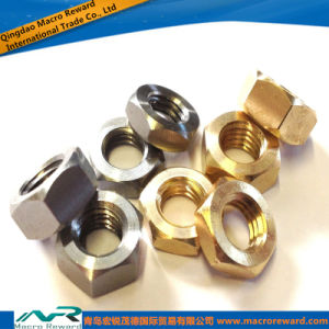 DIN En GB Steel Hex Nuts pictures & photos