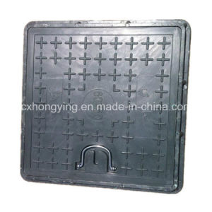 Square Reinforced Sewer Manway Cover