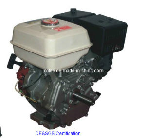 Gasoline Engine (Forced air-cooled 4-stroke OHV single cylinder)