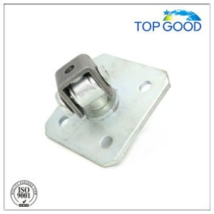 Q235 Welding Gate Hinge with Plate pictures & photos