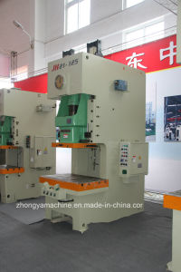 Pneumatic Power Press Punching Machine Jh21-125ton pictures & photos