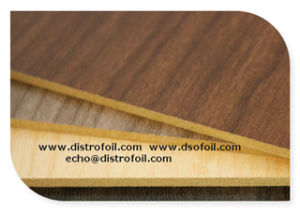 Custom Services Wood Grains Hot Stamp Foil on Wood&Plastic pictures & photos