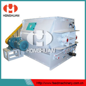 Double-Shaft Feed Mixing Machine (HHSHJ2) pictures & photos