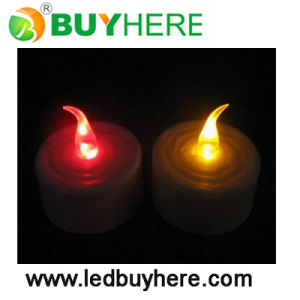 Voice Control and Colorful LED Candle Light (BH-CDL100)