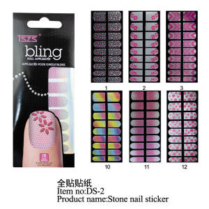 Full Cover Nail Wrap Sticker