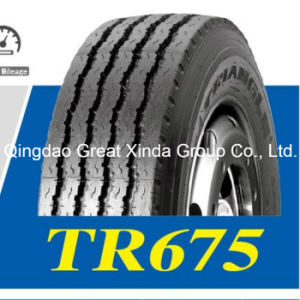 All Steel Radial Truck Tire 265/70r19.5 with Triangle Brand pictures & photos