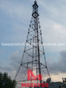 Megatro Four-Legged Angular Telecom Towers pictures & photos