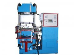 Rubber Plate Vulcanizing Press pictures & photos