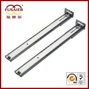 High Quality 35mm Strong Pull Single Extension Drawer Runners pictures & photos