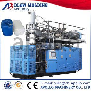 Hot Sale 25L Blue Plastic Drum Blow Moulding Machine pictures & photos