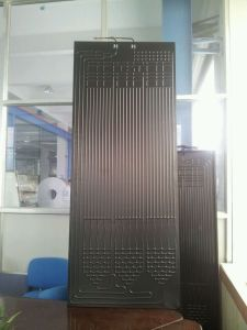 Solar Type Evaporator with Black Colour pictures & photos