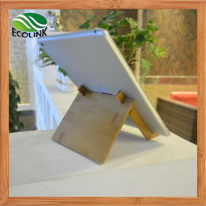 Bamboo Holder for iPad and iPhone (EB-B5068) pictures & photos