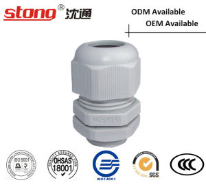 Stong Nylon Rubber Cable Gland Wire Connector pictures & photos
