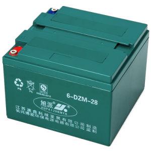 12V 28ah ATM Battery Golf Trolley (6-DZM-28)