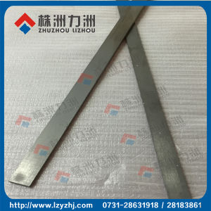Tungsten Carbide Alloy Flat Bar for Woodworking Cutter pictures & photos