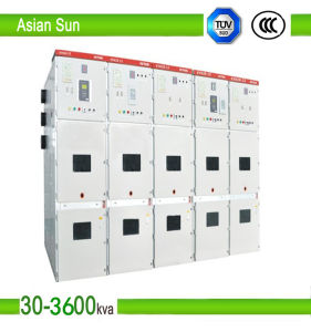 Electrical Product Mns 660V Indoor with Drawable Low Voltage Switchgear pictures & photos
