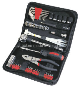 56 Piece Auto Tool Kit in Zippered Case pictures & photos