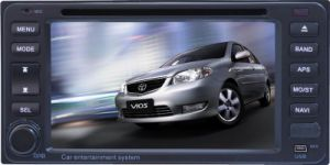 Touch Screen Special Car DVD Player for Toyota Vios (old) with Bluetooth, GPS Navigation
