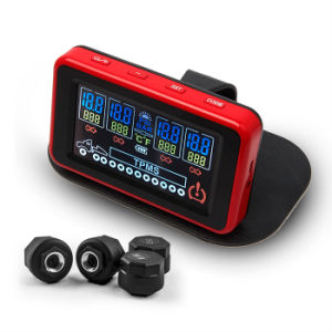 M2 Wireless External Truck TPMS in China pictures & photos