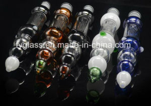 14mm Top Grade Glass Pipes for Water Smoking Pipes Also Sell Grinder Quartz Nail Titanium Nail pictures & photos