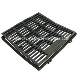 Grating Ductile Iron B125/ C250 / D400 En124: 1994 pictures & photos