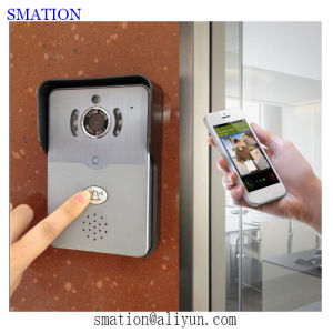 Best Custom Cool IP Remote Camera WiFi Wireless Video Doorbell pictures & photos