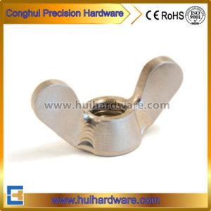 Custom Titanium Gr5 Wing Nut, Titanium Nuts Manufacturer pictures & photos