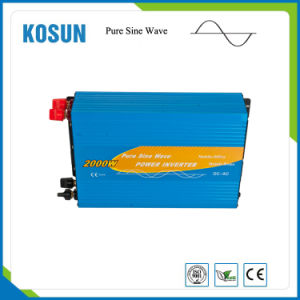 2016 Hot Sale 2000W Power Inverter with Soft Start pictures & photos