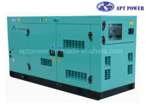 Water Cooling 3 Phase 240V Diesel Generator Set for Power Plant pictures & photos