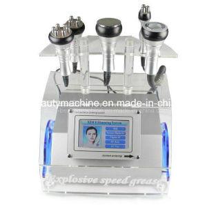 5 in 1 Body Contouring Cavitation RF Vacuum Slimming Machine pictures & photos
