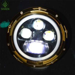 America Hot Selling 60W 7inch Round LED Headlight for Jeep pictures & photos