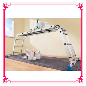 Special Design Multi-Function Ladder/ Aluminum Step Ladder pictures & photos