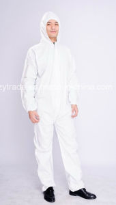 Lightweight Disposable Nonwoven Overall Coverall pictures & photos