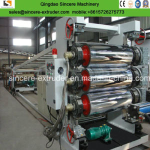 PP PE PS Pet Plastic Thermoforming Sheet Extrusion Line|Extruder Machine pictures & photos