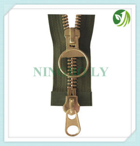 Automatic Lock Metal Zipper 3# 4# 5# 7# 8# pictures & photos