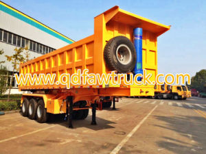 High Quality Chinese Dump Semi Trailer pictures & photos