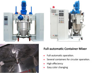 Container Mixer for Powder Coating 1500L pictures & photos