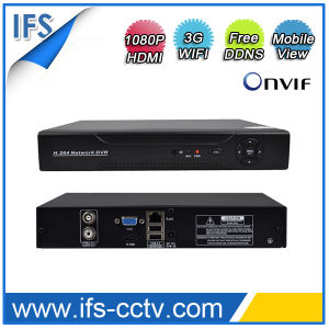 8CH 1080P NVR with P2p (IFNVR-9208H) pictures & photos