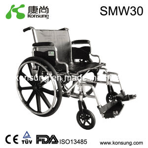 Stainless Steel Wheelchair (SMW30)