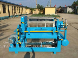 Egg Tray Carton Making Machine with Hot Press Machine pictures & photos