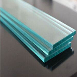Hot Painted Art Furniture Shellf Tempered Glass /Toughened Glass Shellf Glass pictures & photos