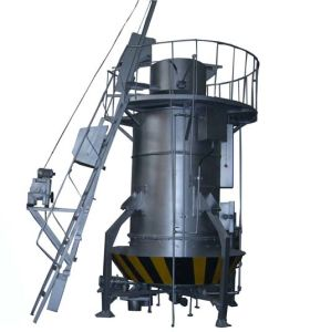 1.8m Coal Gasifier with Factory Price Hot Sell in Paks pictures & photos