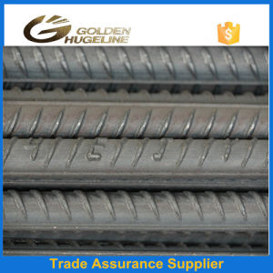 10mm Ribbed Reinforcement Steel Bars pictures & photos