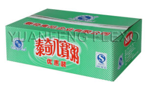 Water Based Flexo Ink for Corrugated Craft Paper Printing