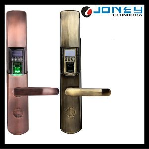 Biometric Fingerprint Locks Unlocked by Pin or Key Password pictures & photos