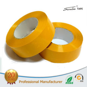 Adhesive Yellow High Quality Customize Printed BOPP Packing Tape pictures & photos