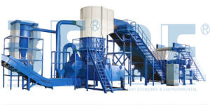 Metal Shredder/ Metal Recycling Machine/ Metal Recycling Line pictures & photos