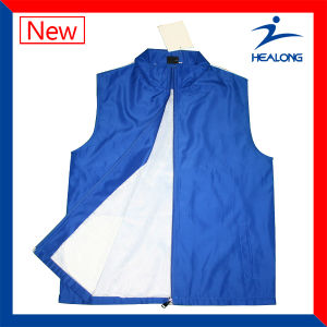 Healong Good Quality Wholesale Blank Color Youth Hoodie Jacket Wear pictures & photos
