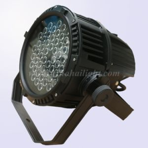 54PCS* 3W RGBW Multi LED Waterproof PAR Light